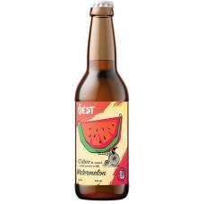 Медовуха яблочная ФЁST Watermelon (Фест с Арбузом) 0,5 л х 6 ст.бут.