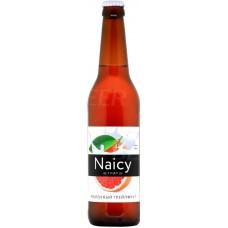Пивной напиток Лось и Кедр Найси Молочный Грейпфрут 0.5 л х 12 ст.бут.