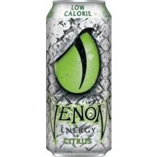 Газированный напиток б/а тонизирующий VENOM Сitrus Low Calorie 0,473x24 бан.