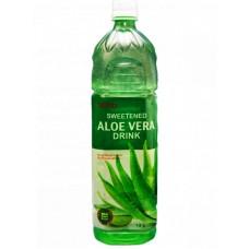 Напиток Lotte Aloe Vera (Лтте Алоэ Вера) 1,5 л x 12 ПЭТ