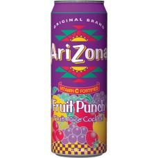 Напиток ARIZONA FRUIT PUNCH 0,680 x 24 ж/б (США)