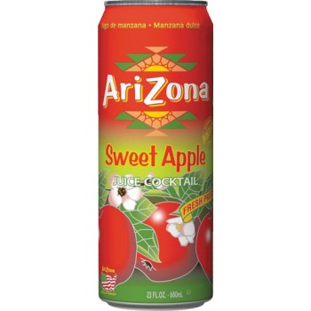 Напиток ARIZONA SWEET APPLE 0,680 x 24 ж/б (США)