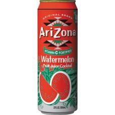 Холодный чай ARIZONA TEA WATERMELON 0,680 x 24 ж/б (США)