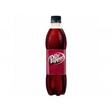 Напиток Dr. Pepper (Доктор Пеппер) 0,45 л x 12 ПЭТ