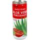 Напиток Lotte Aloe Vera Pomegranate (Алоэ Вера Гранат) 0,24 л x 30 ж/б