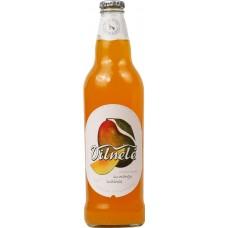 Безалкогольный напиток =Вильнеле Манго= 0,5 x 8 cт. бут /Литва