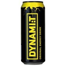 Газированный напиток энергитический б/а DYNAMI:T ORIGINAL energy drink 0,45 л x 24 ж/б