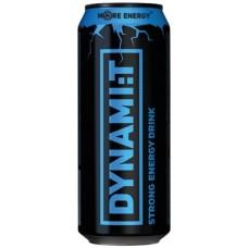 Газированный напиток энергитический б/а DYNAMI:T STRONG energy drink 0,45 л x 24 ж/б
