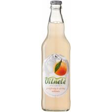 Безалкогольный напиток Вильнеле Грейпфрут и лимон 0,5 x 8 cт. бут /Литва