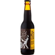 Пиво Таркос КРАФТ Сoffee Stout 0,33 x 30 ст.бут. алк. 5.2 %