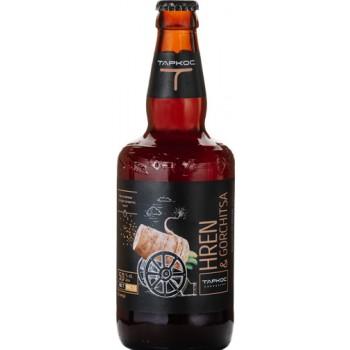 Пиво Таркос КРАФТ Hren& Gorchitsa 0,5 x 12 ст.бут. алк. 5.0%