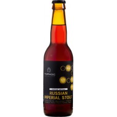 Пиво Таркос КРАФТ Russian Imperial Stout 0,33 x 30 ст.бут. алк. 12.5 %