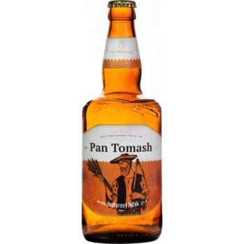 Пиво Таркос Пан Томаш 0,5 x 12 ст.бут. алк. 4.7 %