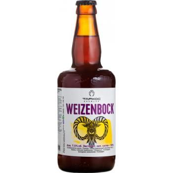 Пиво Таркос КРАФТ Weizenbock 0,5 x 20 ст.бут. алк. 7.5%