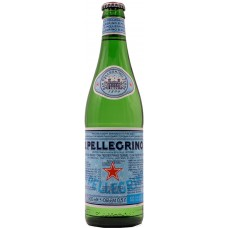 Вода Сан Пеллегрино 0,5x24 ст. бут. /San Pellegrino